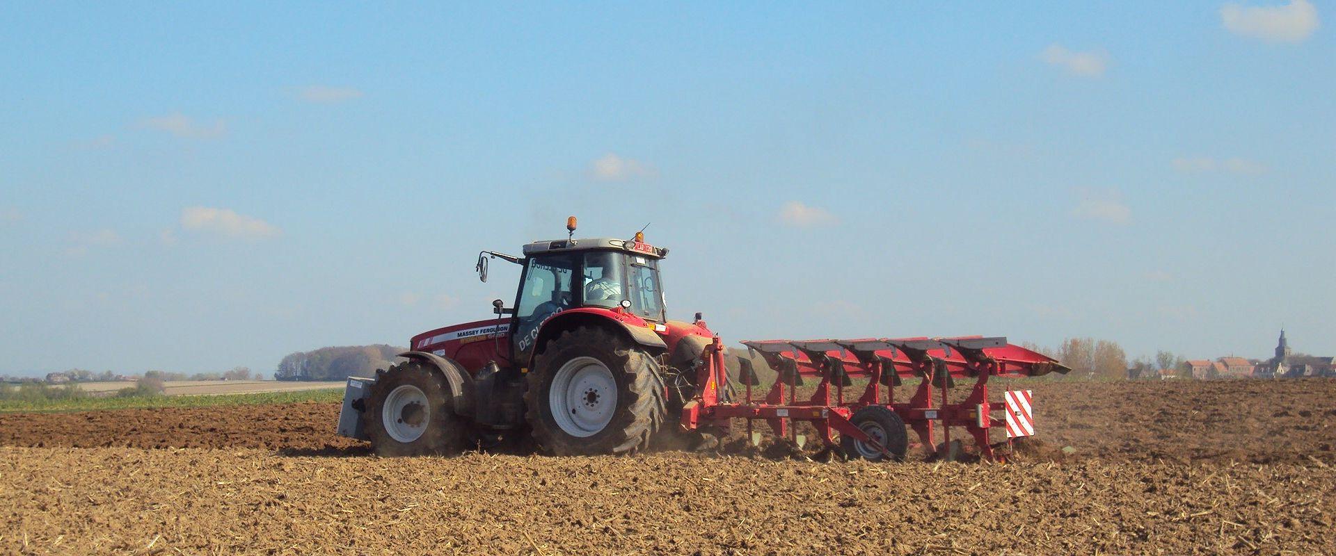 ploegen landbouw
